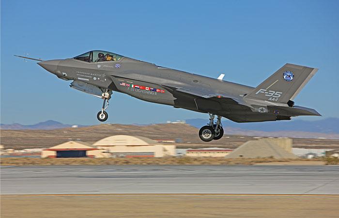 Aviation Insider: F-35 Lightning II