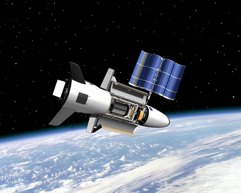 Boeing X-37B Nearing 500 Days in Space