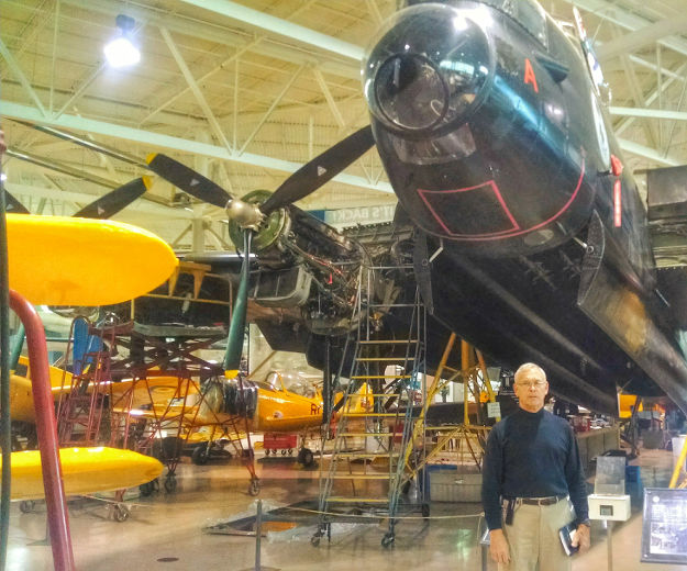 Lancasters to Fly Together in the UK