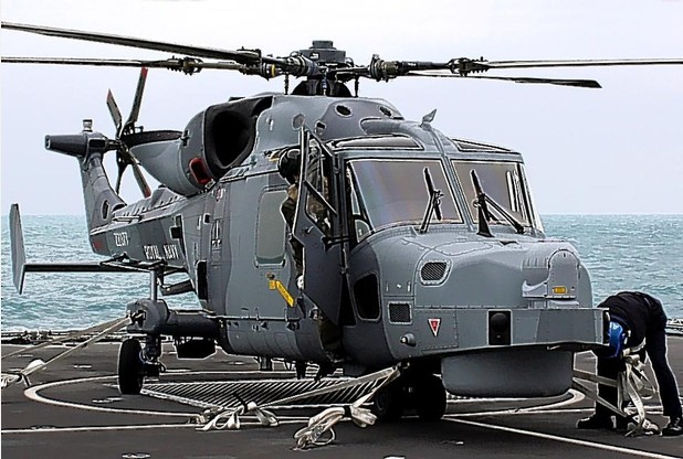 Royal Navy Wildcat Passes Wargames Tests