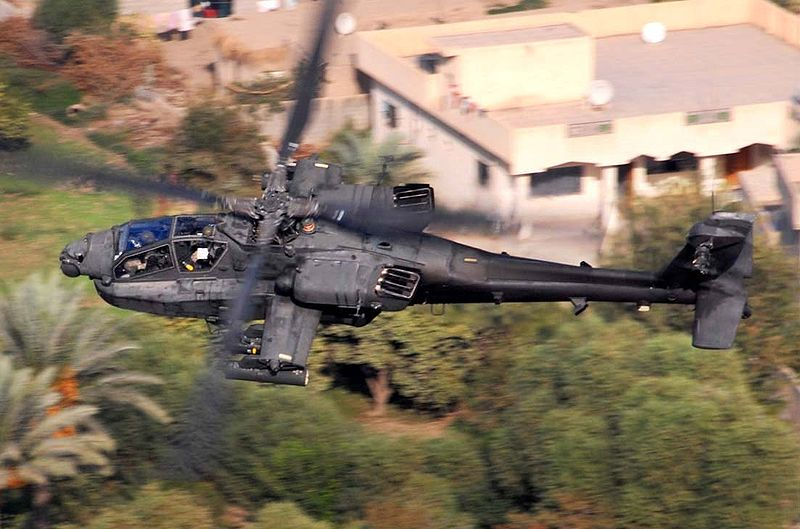 Egypt Set to Receive AH-64 Apaches
