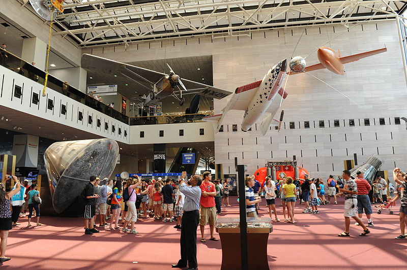 Smithsonian's NASM Displays to Be Updated
