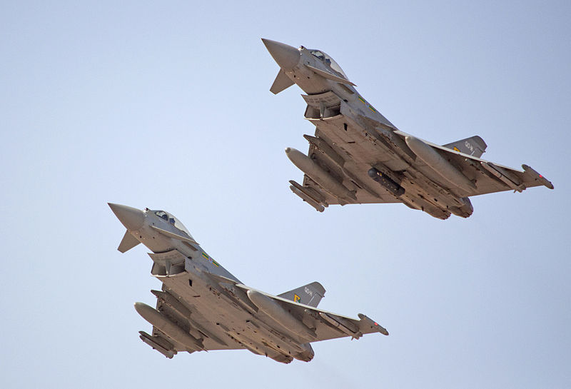 RAF Squadron Celebrates 100 Years