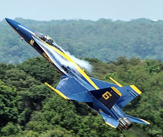 Blue Angels to Return to Indiana Air Show