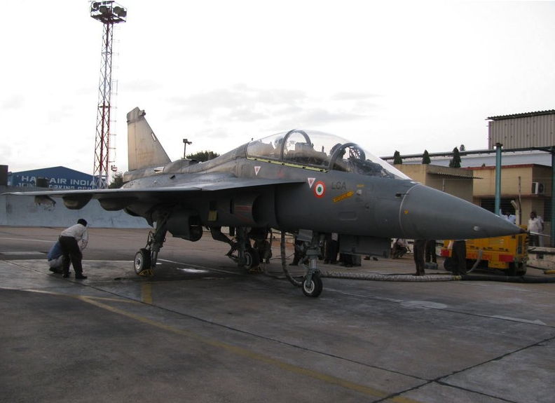 HAL Tejas Navy Jet Goes Supersonic