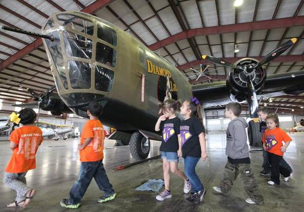 Commemorative Air Force Moves to Dallas