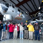 'Aluminum Overcast,' Vets Take Special Flight