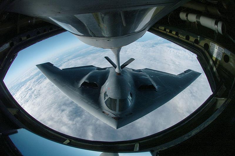 B-2s, B-52s Begin Nuclear Drills