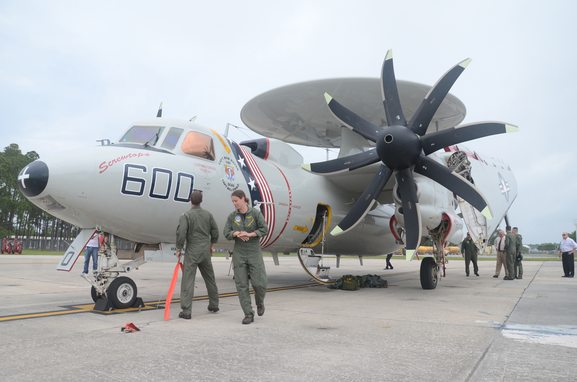 Naval Aviation Museum Gets Hawkeye