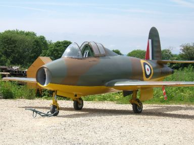 England's Jet Age Museum Reopens