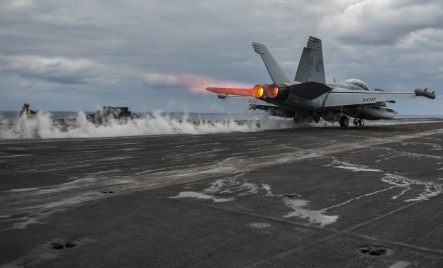 Boeing Delivers 100th Navy Growler