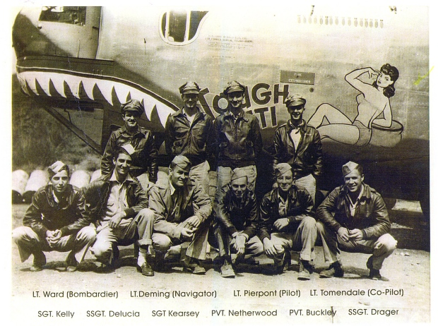 WWII Bomber Crew Fight Feds Over Date