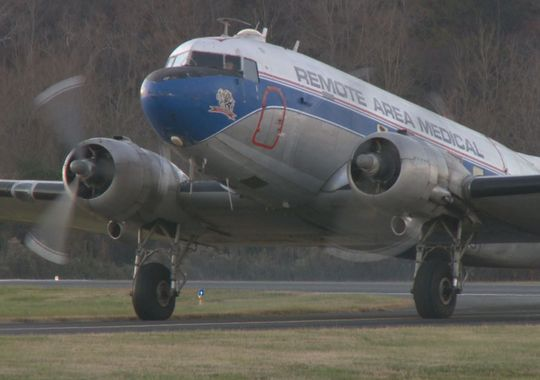 D-Day Douglas Still in Service