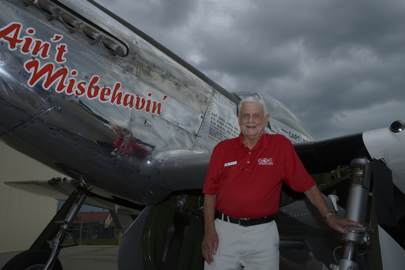 2014 Eagle Recalls D-Day, Lost Comrades