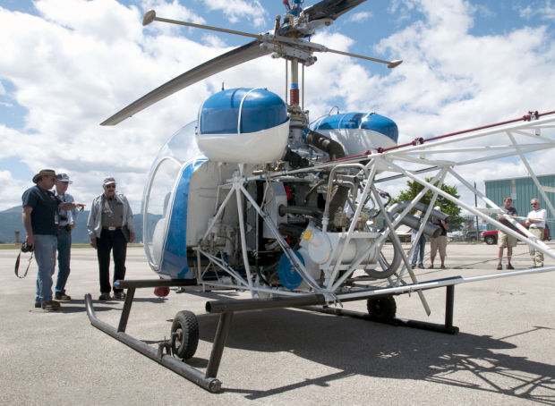 Montana Museum Gets Historic Bell 47