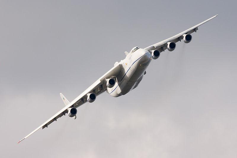 World's Biggest Airplane Heads to UK