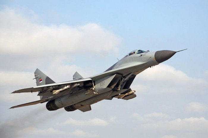 Serbian Air Force Falling Short of Mission