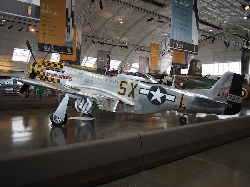 Mustangs to Fly Over Seattle for D-Day