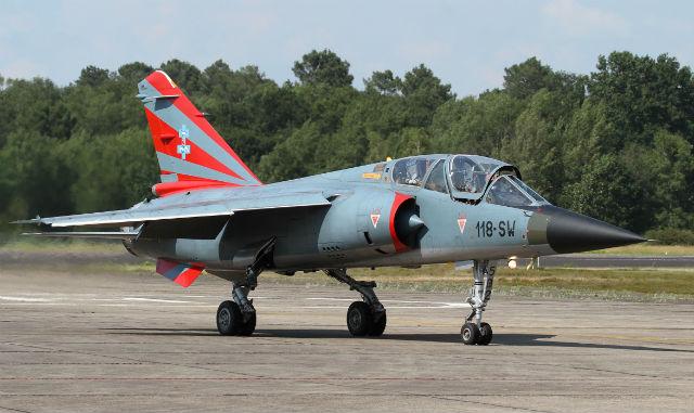 France Retires Last Mirage F1s