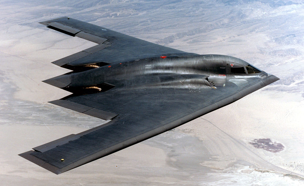 B-2 Turns 25, Set to Get Upgrades