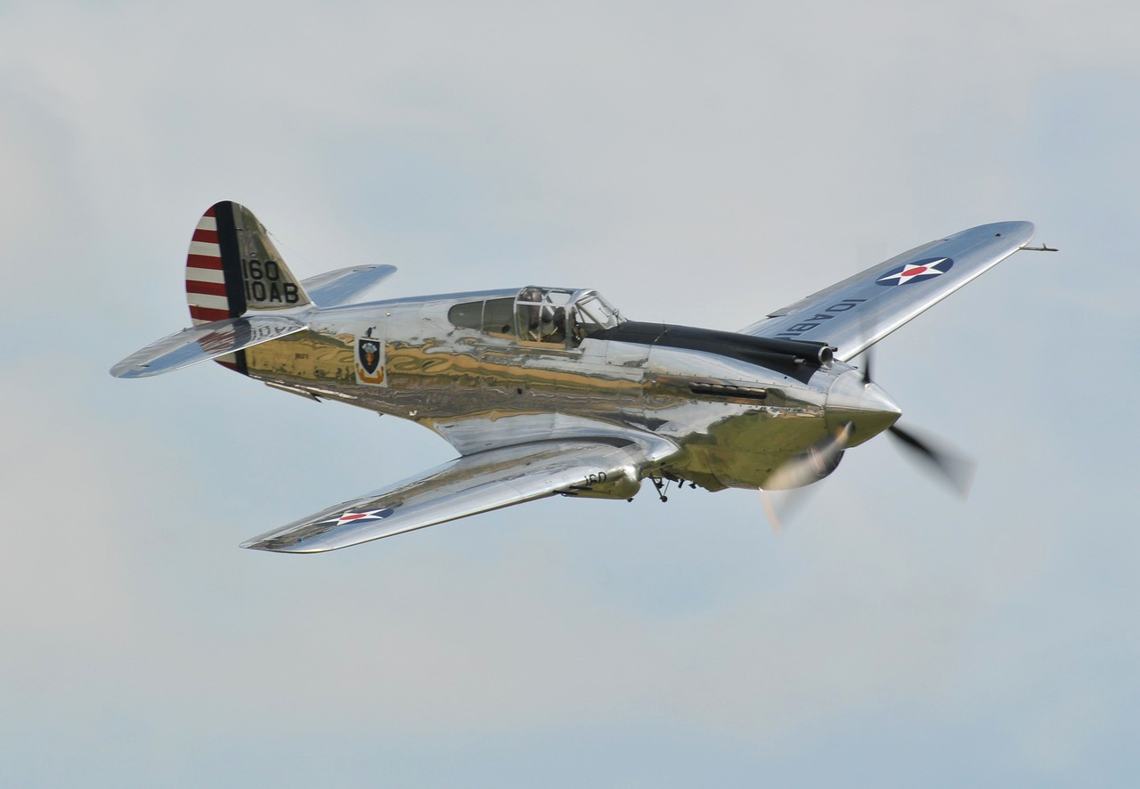Air Show Report: Flying Legends 2014