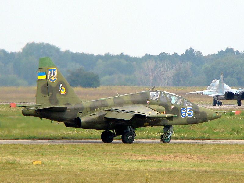 Two Ukrainian Jets Shot Down
