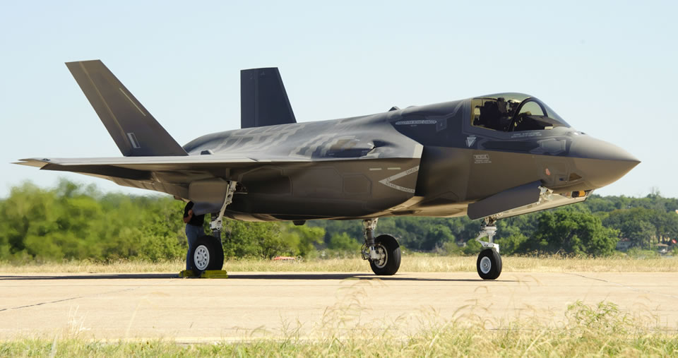 F-35s May Miss UK Air Show