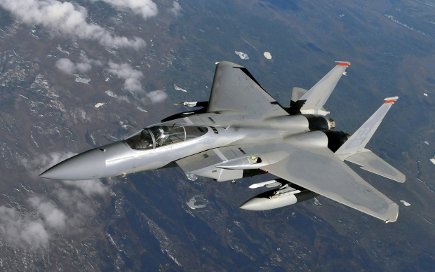 Group to Toast F-15 Eagle at Ohio Air Base