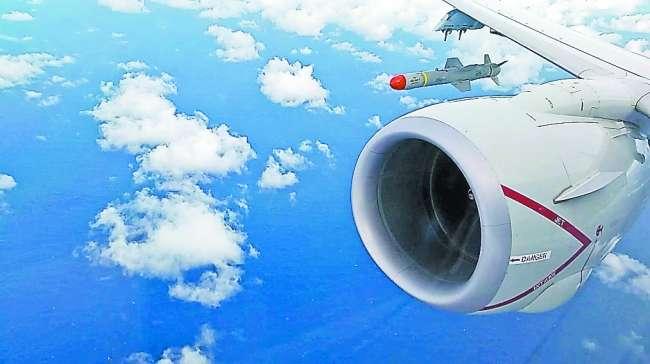 P-8A Poseidon Makes Successful Missile Strike