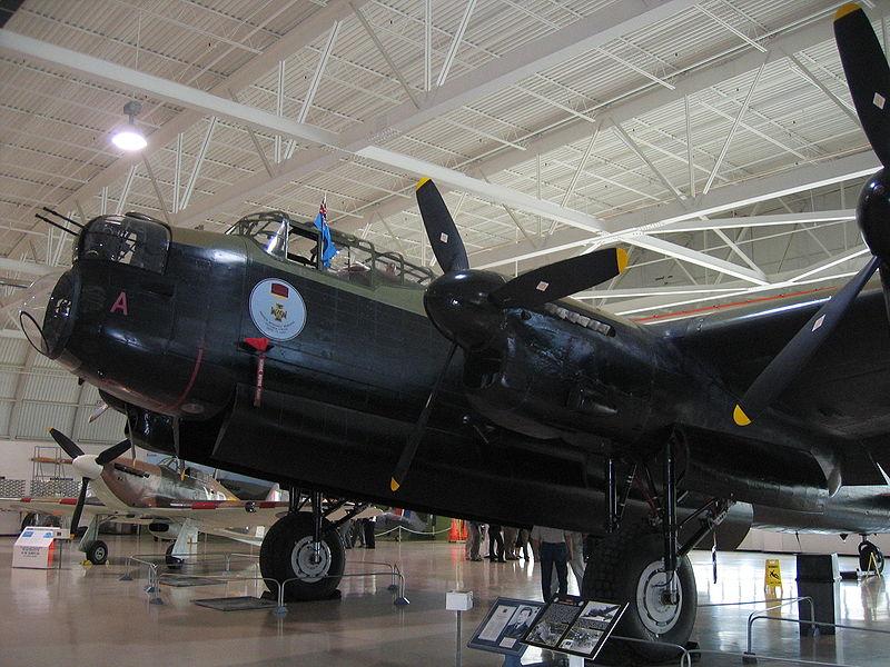 England Hosts Avro Lancaster Reunion