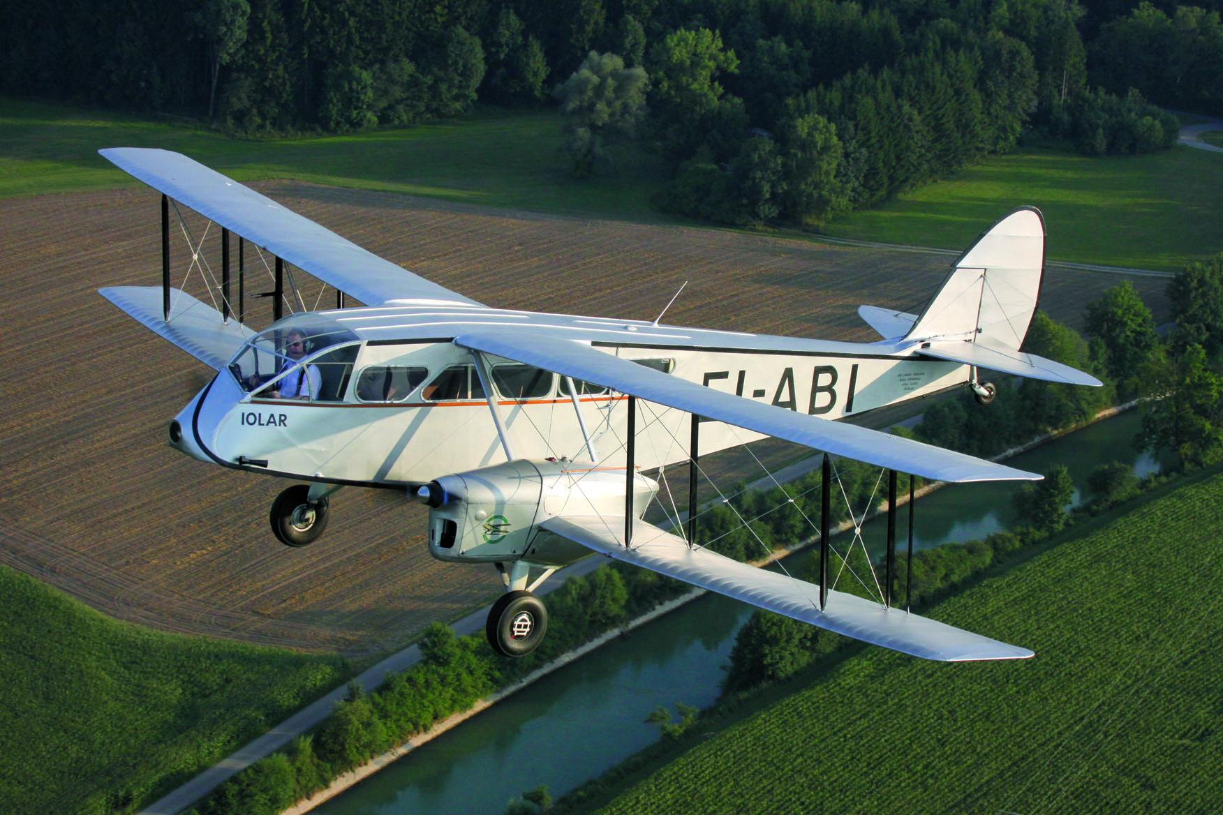 Gallery De Havilland Dh84 Dragon Flight Journal