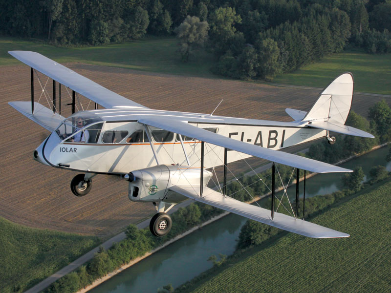 Gallery: de Havilland  DH84 Dragon
