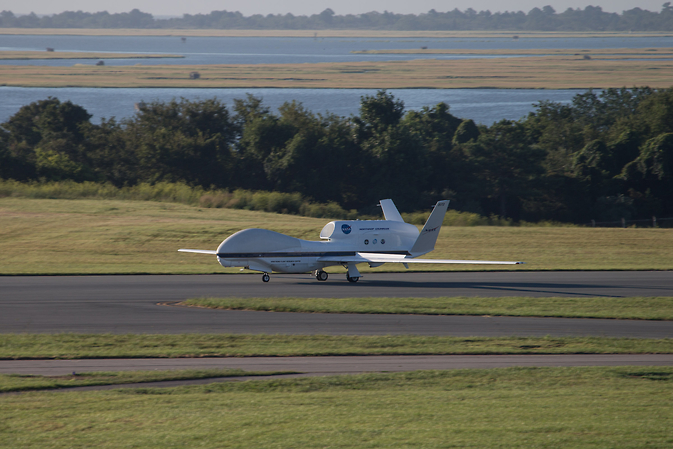 Global Hawks Lead NASA Hurricane Mission