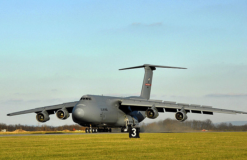 W.V. Unit to Fly Last ANG C-5 Mission
