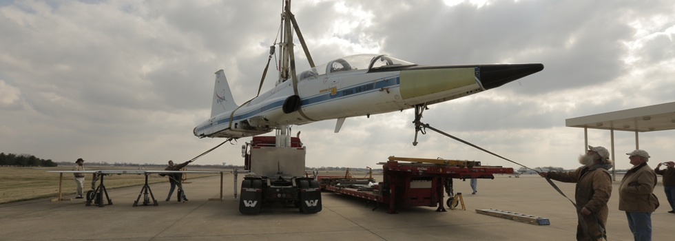 Talon to be Towed to New Home