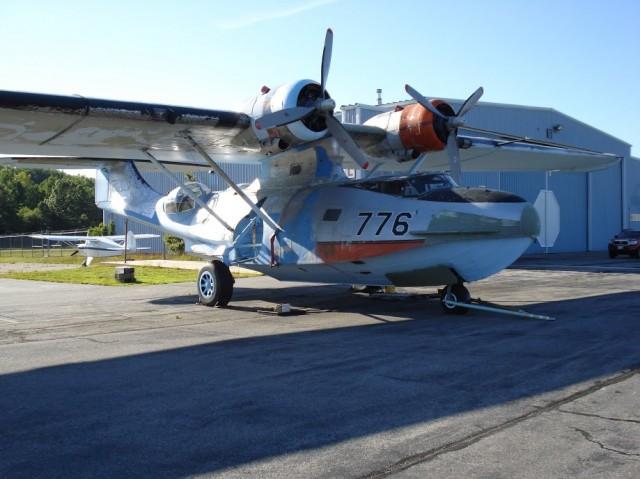 Restoring a PBY Catalina