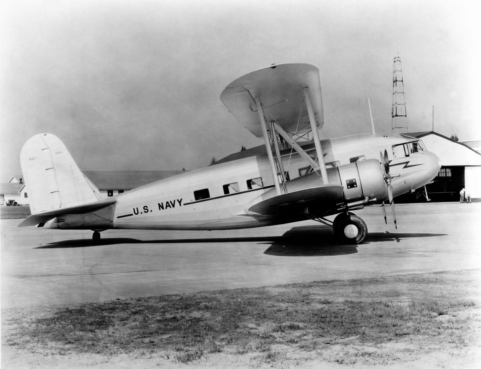 Classics: Curtiss B-2