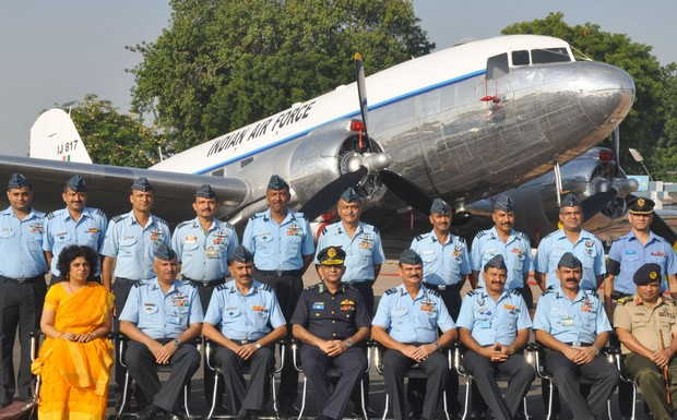 IAF Gifts Dakota to Bangladesh