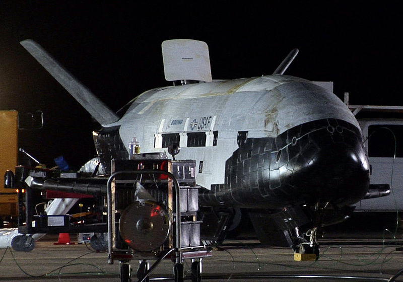 X-37B Set to Return from Orbit Today