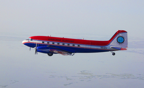 On Flying DC-3s, -4s