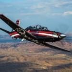 Beechraft T-6Cs May Train British Pilots