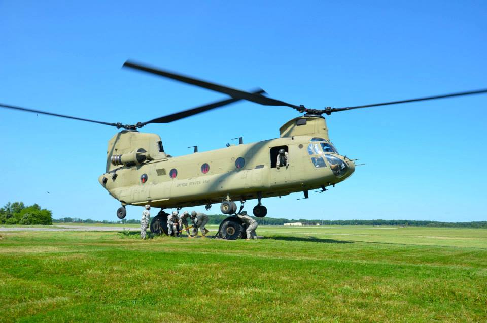 Army Restructures Aviation Units, Assets