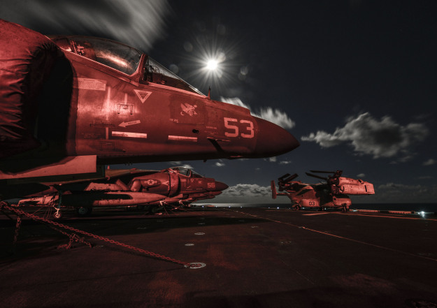 USMC to Retire Harrier Fleet Early