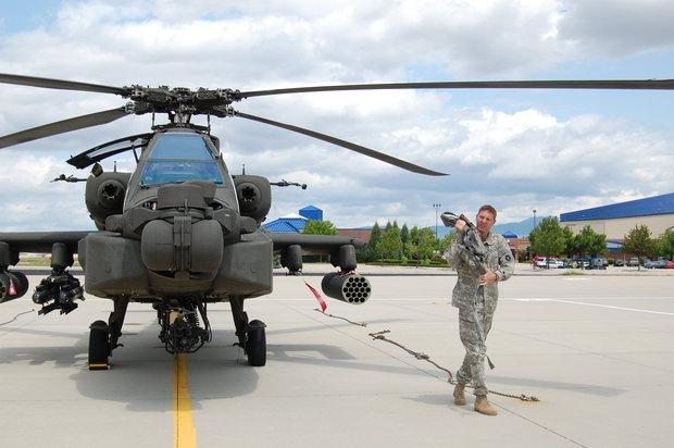 Two Die in Idaho ANG Apache Crash