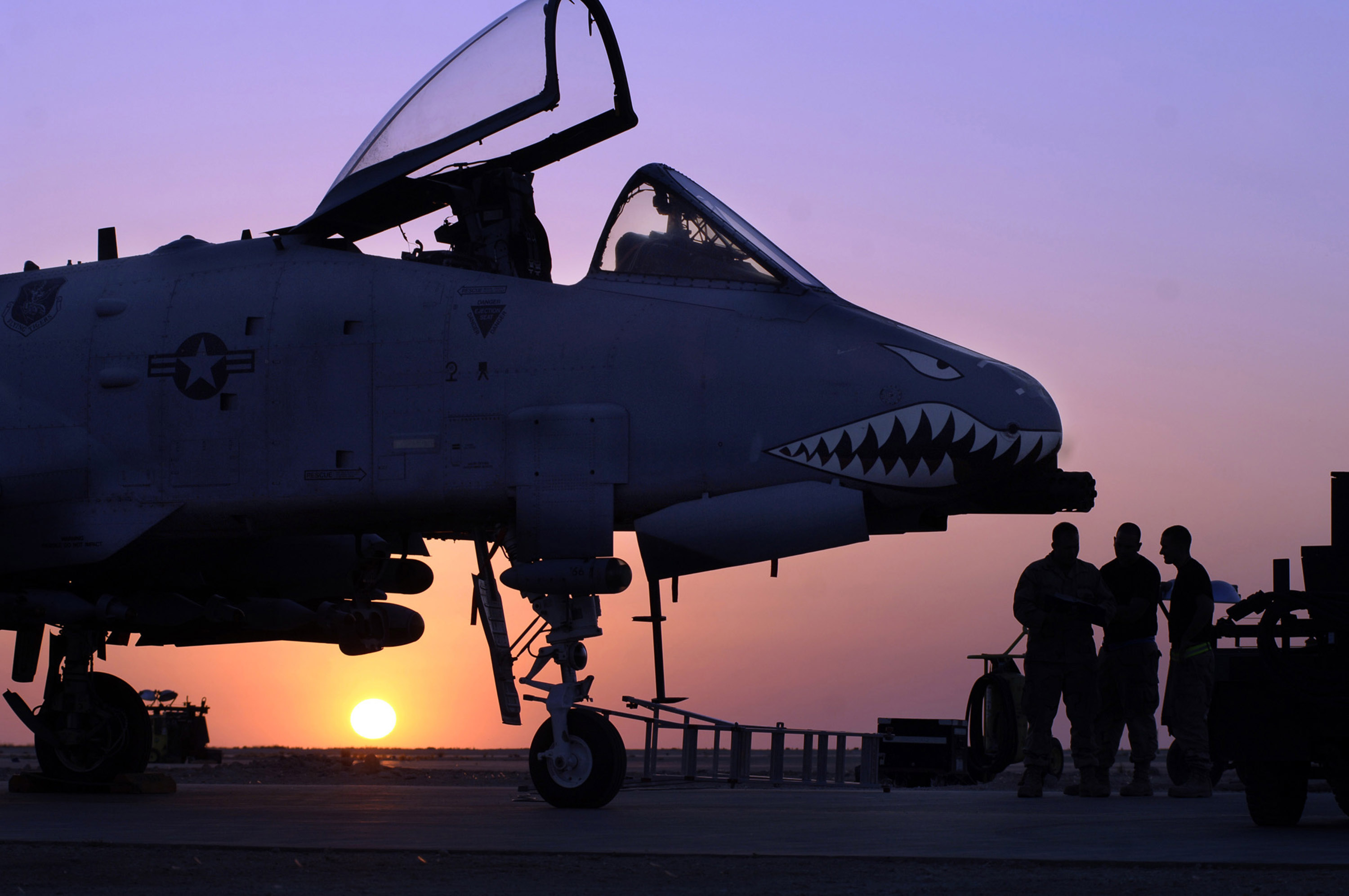A-10 Retirement May Be Blocked