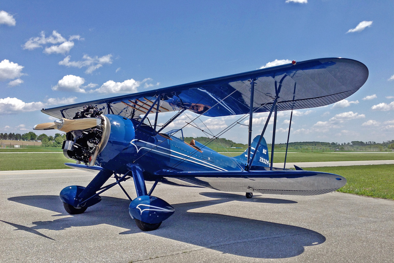 Waco Added to Collings Foundation Fleet