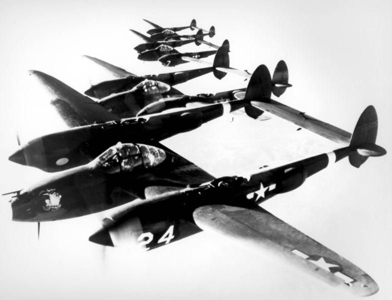 P-38 Rescued from Guadalcanal Swamp