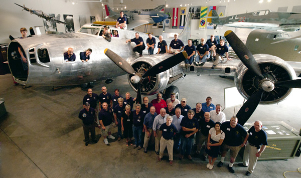 Mighty Eighth to Dedicate B-17