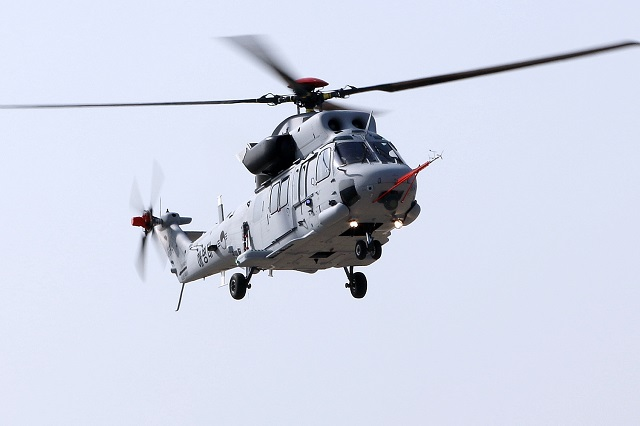 South Korean Chopper Makes First Flight