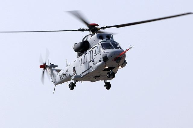South Korean Chopper Makes First Flight